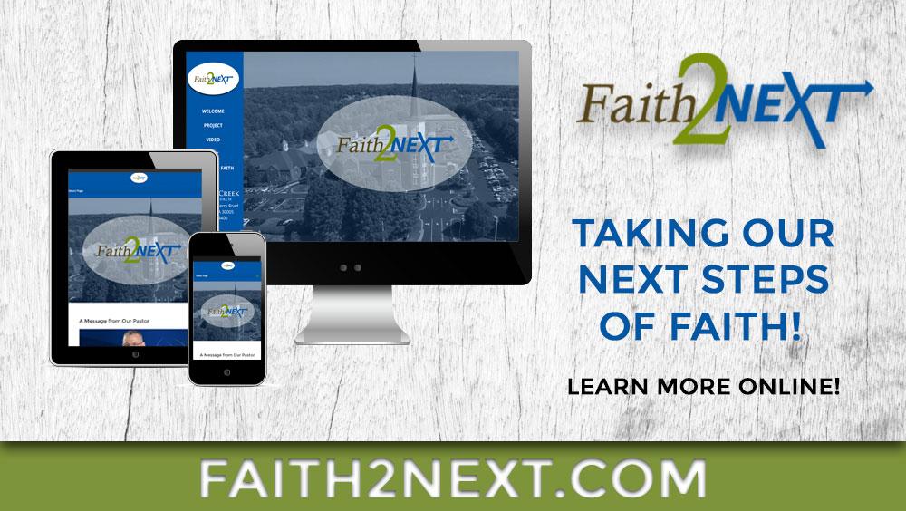 Faith2NextSiteLaunchPost