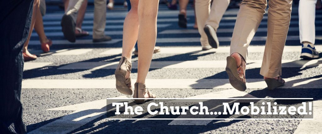 The Mobilizing Power of Christ's Church - Johns Creek Baptist Church