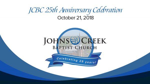 JCBC 25th Anniversary