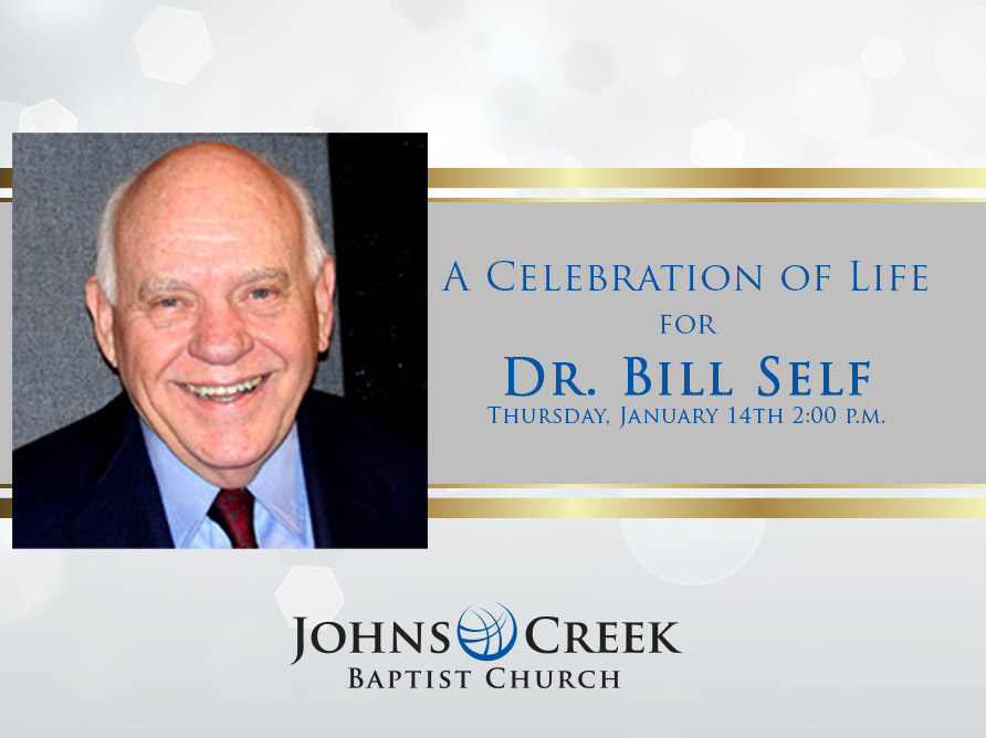 A Celebration of Life for Dr. Bill Self